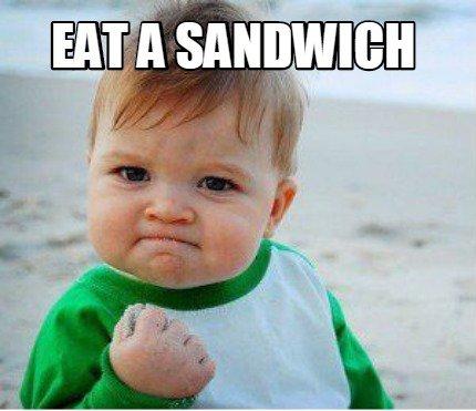 sanwich meme